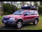 2005 Mazda Tribute & Roof top tentmain